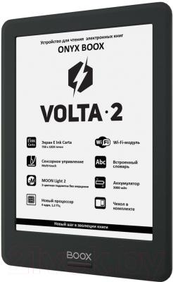 Электронная книга Onyx Boox Volta 2 (черный)