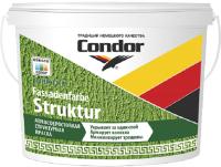 Краска CONDOR Fassadenfarbe Struktur 0.5-1.0 (22.5кг) -