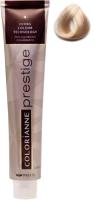 Крем-краска для волос Brelil Professional Colorianne Prestige 10/10 (100мл, ультра светлый пепельный блонд) -