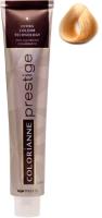 Крем-краска для волос Brelil Professional Colorianne Prestige 10/30 (100мл, ультра светлый золотистый блонд) -