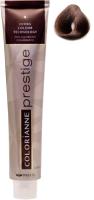 Крем-краска для волос Brelil Professional Colorianne Prestige 5/34 (100мл, золотой светлый каштан) -