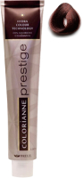 Крем-краска для волос Brelil Professional Colorianne Prestige 5/64 (100мл, светлый медно-красный шатен) -