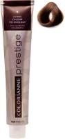 Крем-краска для волос Brelil Professional Colorianne Prestige 6/30 (100мл, темный золотистый блонд) -