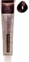 Крем-краска для волос Brelil Professional Colorianne Prestige 6/38 (100мл, темный шоколадный блонд) -