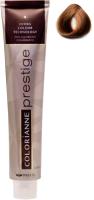 Крем-краска для волос Brelil Professional Colorianne Prestige 7/03 (100мл, теплый натуральный блондин) -