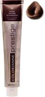 Крем-краска для волос Brelil Professional Colorianne Prestige 7/18 (100мл, блонд шокоайс) -