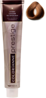 Крем-краска для волос Brelil Professional Colorianne Prestige 7/30 (100мл, золотистый блонд) -