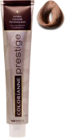 Крем-краска для волос Brelil Professional Colorianne Prestige 7/32 (100мл, бежевый блонд) -