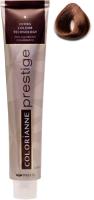 Крем-краска для волос Brelil Professional Colorianne Prestige 7/38 (100мл, шоколадный блонд) -
