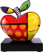 Статуэтка Goebel Pop Art Romero Britto Большое яблоко / 66-451-95-1 -
