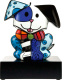 Статуэтка Goebel Pop Art Romero Britto Его Королевское Высочество / 66-452-08-1 -