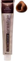 Крем-краска для волос Brelil Professional Colorianne Prestige 7/39 (100мл, блонд саванна) -
