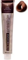 Крем-краска для волос Brelil Professional Colorianne Prestige 7/40 (100мл, медный блонд) -