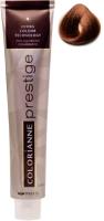 Крем-краска для волос Brelil Professional Colorianne Prestige 7/43 (100мл, медно-золотистый блонд) -