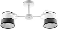 Потолочный светильник Aitin-Pro НПБ K067/2 (белый) -