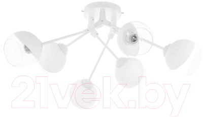 Люстра Aitin-Pro НПБ K148/6 (белый)