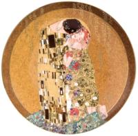 Блюдо Goebel Artis Orbis Gustav Klimt Поцелуй / 66-489-36-1 -
