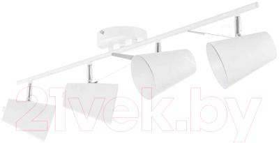 Люстра Aitin-Pro НПБ K215/4 (белый)