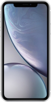 Смартфон Apple iPhone XR 128GB / MH7M3 (белый) -