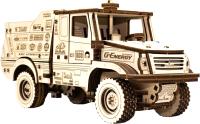 Сборная модель EWA МАЗ-6440RR -