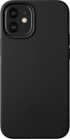 Чехол-накладка Deppa Liquid Silicone Pad для iPhone 12 Mini / 87706 (черный) -