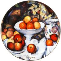 Блюдо Goebel Artis Orbis Paul Cezanne Натюрморт / 67-110-08-1 -
