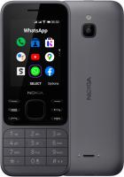 Мобильный телефон Nokia 6300 4G Dual Sim / TA-1294 (серый) -