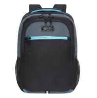 Рюкзак Grizzly RU-132-4 (черный/синий) -