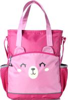 Детская сумка Galanteya 61219 / 0с1055к45 (малиновый/розовый) -