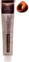 Крем-краска для волос Brelil Professional Colorianne Prestige 7/44 (100мл, ярко-медный блонд) -