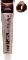 Крем-краска для волос Brelil Professional Colorianne Prestige 8/32 (100мл, светлый бежевый блонд) -