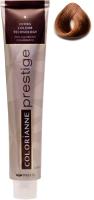 Крем-краска для волос Brelil Professional Colorianne Prestige 8/38 (100мл, светлый шоколадный блонд) -