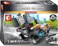 Конструктор Sembo 102205 -