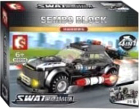 Конструктор Sembo 102206 -