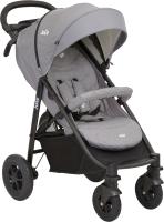 Детская прогулочная коляска Joie Litetrax 4 Air (Grey Flannel) -