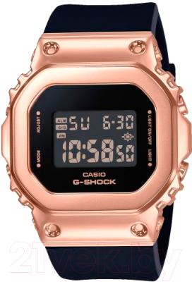 Часы наручные женские Casio GM-S5600PG-1ER