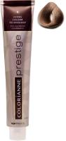 Крем-краска для волос Brelil Professional Colorianne Prestige 8/10 (100мл, светлый пепельный блонд) -