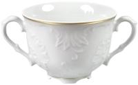 Чаша бульонная Cmielow i Chodziez Rococo / 3604-0034824 (золотая линия) -