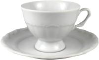 Чашка с блюдцем Cmielow i Chodziez Maria Tereza / 8000-8002M30 -