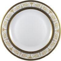 Набор столовой посуды Cmielow i Chodziez Yvonne Empire / 9968-204509D (золото) -