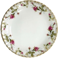 Тарелка столовая мелкая Cmielow i Chodziez Iwona / B013-0I01190 (шиповник) -