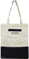 Сумка-шоппер MONAMI BAG-11 (№6 Saturday/черный) -