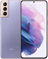Смартфон Samsung Galaxy S21+ 256GB / SM-G996BZVGSER (фиолетовый фантом) -