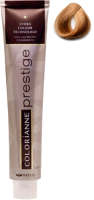 Крем-краска для волос Brelil Professional Colorianne Prestige 8/30 (100мл, светлый золотистый блонд) -