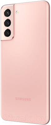 Смартфон Samsung Galaxy S21 256GB / SM-G991BZIGSER (розовый фантом)