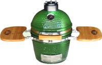 Угольный гриль Start Grill SKL12 (зеленый) -