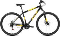 Велосипед Forward Altair 29 D 2021 / RBKT1M69Q011 (21, черный/желтый) -