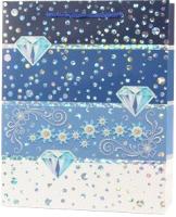 Пакет подарочный deVente Diamonds / 9041023 -
