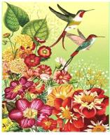 Пакет подарочный deVente Райские птички / 9041002 -