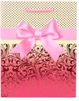 Пакет подарочный deVente Bow / 9041019 -